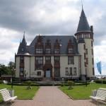 Schloss Klink (Landseite)