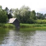 Bootshaus an der Müritz
